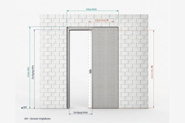 BELPORT Mauerwerk Holz Maße