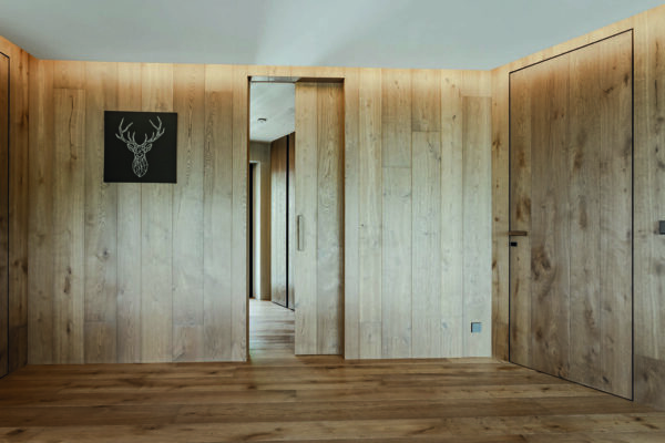BELPORT Holzraum mit Sonderbreite Dorsis